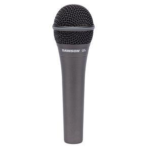 Microfone Dinâmico Samson Q7X Supercardióide -| C025079