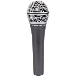 Microfone Dinâmico Samson Q8X Supercardióide -| C025080